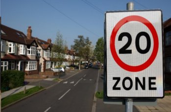Welsh Government supports 20mph default