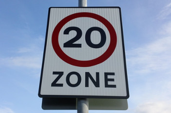 Govt report says 20mph limits may not reduce casualty rates