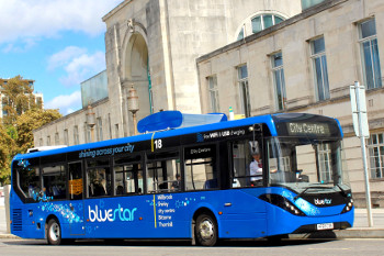 Bus firm goes ahead with 'first air filtering bus'