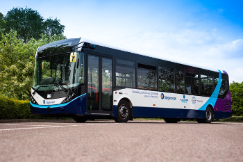 CAV Scotland to host self-driving bus first