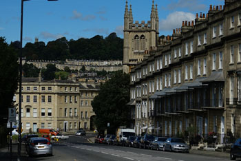 Bath widens 20mph limits to cut vehicle dominance