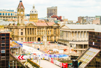 £1.4bn construction work on offer in West Midlands