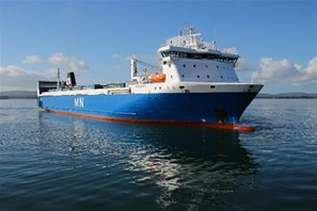 New France-Ireland ferries as freight bypasses UK