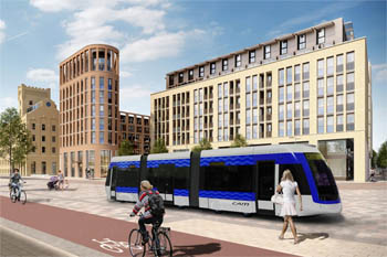 Cambridgeshire and Peterborough backs SPV for metro scheme