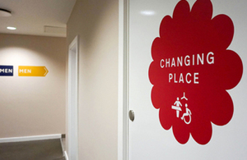 Ghani launches £2m fund for accessible toilets at services