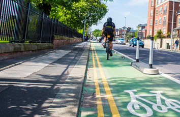 WSP to update cycling infrastructure guidance