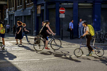 Ministers play catch up on cycling and walking aims