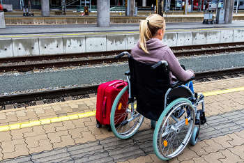 Disabled travel report - still some way to go