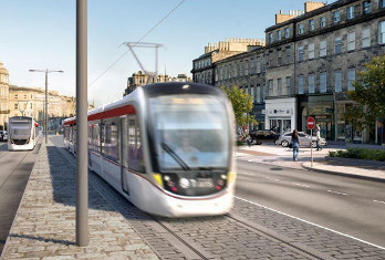 Human remains to be exhumed as works start on tram extension