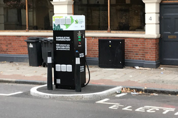 Ministers recycle another EV charging cash announcement