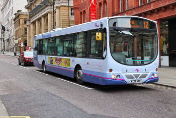 Manchester sets out on the road to bus franchising