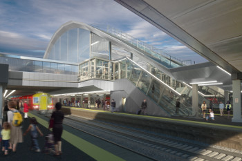 Costain wins £150m Gatwick rail revamp