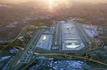 Ministers absent as Heathrow runway appeal is heard