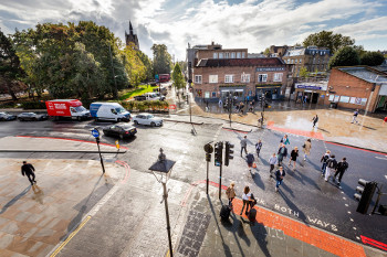 'Civilised' Highbury Corner junction officially opens