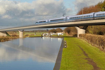 New blow for HS2 Phase 2 as MD takes flight