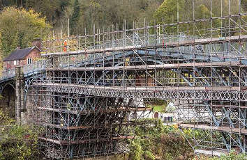 Save the Iron Bridge! Charity launches crowdfunding campaign