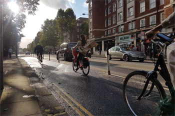 Council to scrap £700k Kensington High Street bike lane