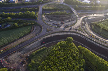 Highways England awards £290m asset delivery contract