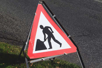 Utility firm fined for 'dangerous' lane closure without permission