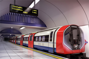 New trains on the way, despite TfL cash crisis
