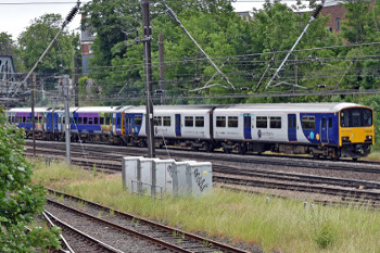 Shapps takes aim at Northern - and diesel trains
