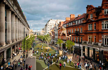 Public backs 'safe, accessible' Oxford Street pedestrianisation