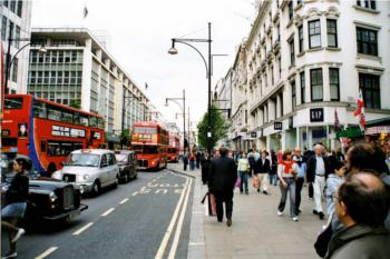 Westminster rejects Oxford Street pedestrianisation