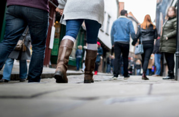 Councils pay out £2.1m in compensation to injured pedestrians