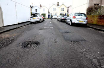RAC says potholes could rival daffodils as spring follows the Beast