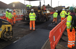 ADEPT wants major change to 'broken' local roads funding
