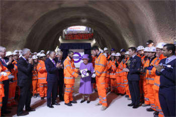 Crossrail helps rail network to 6,400 new weekday trains by 2021