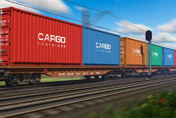 Rail freight even better at cutting lorry miles, campaigners say