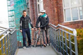 £1m fund seeks 'high impact' on Scottish tenants' active travel
