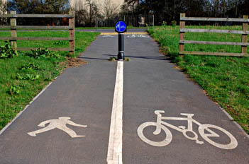England active travel numbers going in the wrong direction
