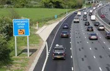 'Smart motorway' refuge areas a mystery to most drivers