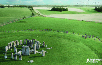 Legal action looms over Stonehenge 'vandalism'