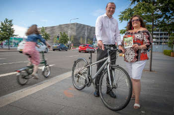 Ten active travel schemes aim to change the game in Scotland
