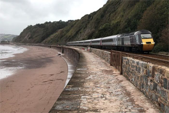 All at sea? Network Rail backtracks on beach plans