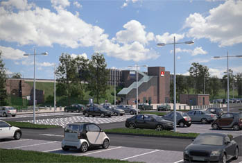 New Kent station among winners of £900m for shovel-ready schemes
