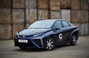 New £23m Govt fund to accelerate hydrogen vehicle take up