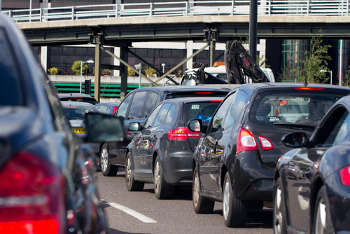 Solution to £8bn cost of congestion must come from 'in city halls'
