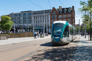 Govt commits a further £33m to light rail and trams