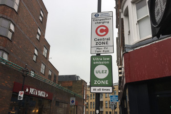 Think tank calls for per-mile London road charging