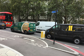 Switch to vans could thwart Clean Air Zones, King warns