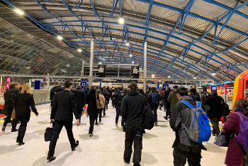 New platforms open at Waterloo after three-year battle