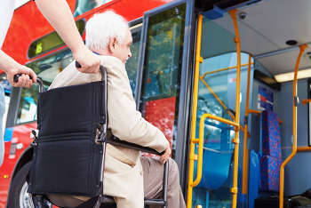 Bus accessibility fail is open to legal challenge, peer warns