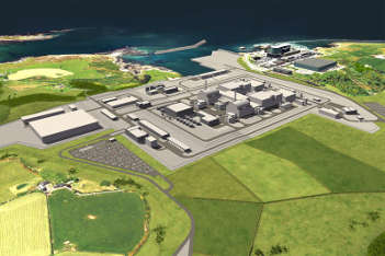 Wales wants seat at table as Clark looks to fund nuclear plant